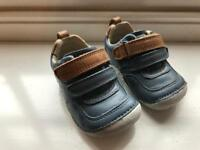 Clark's First Shoes Cruisers