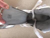Graf Bolero Ice Skates size 1