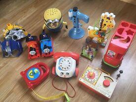 Toys bundle