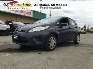 2013 Ford Fiesta $75.74 BI WEEKLY! $0 DOWN! HATCHBACK! AUTOMATIC