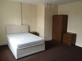 Large 4 Bed Flat recently Refurbished