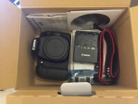 Canon EOS 70D DSLR Camera - Black (Body Only) PERFECT WORKING ORDER/CONDITION