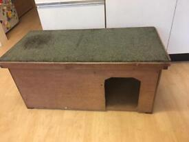 Rabbit hutch/ animal house