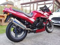 Kawasaki GPZ500s VERY LOW MILEAGE, POSSIBLY ONE OF THE CLEANEST AROUND