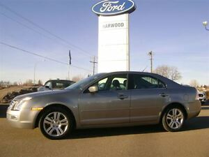 2008 Ford Fusion SEL 3.0L V6,AWD,LEATHER