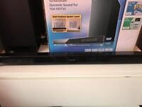 Panasonic sc htb20 soundbar n sub
