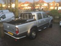 Ford Ranger Wildtrack pickup 2.5 TDci 2006 low miles