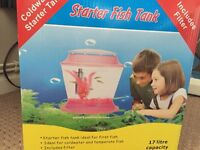 Coldwater Starter Fish Tank
