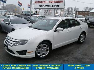 2010 Ford Fusion SE Prl White Auto All Power&GPS*$39/wkly