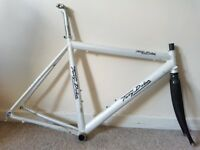 Frame and parts