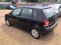 VOLKSWAGEN POLO 1.2 E 5DR 2005 * IDEAL FIRST CAR *CHEAP INSURANCE * HPI CLEAR