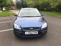FORD FOCUS 1.6 PETROL AUTOMATIC 56 PLATE 2007 MODEL WITH FULL SERVICE HISTORY