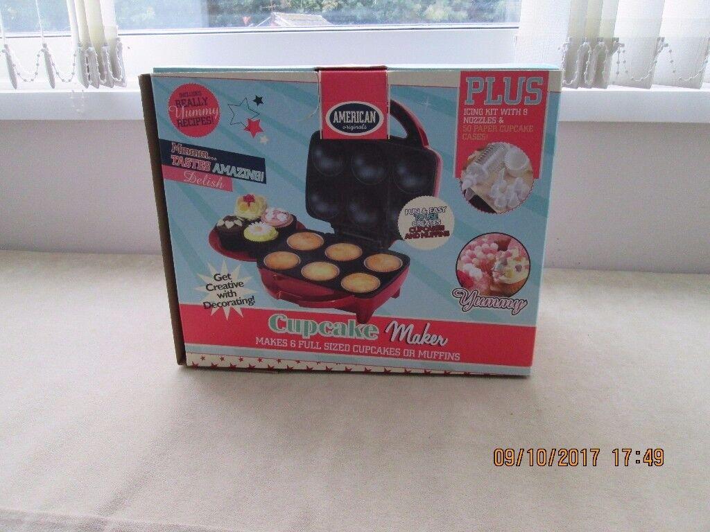American Original Cupcake Maker