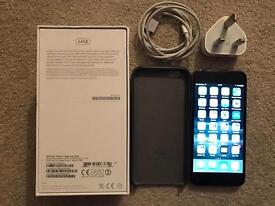 iPhone 6 64GB Space Grey Excellent Condition With Box, Charging Cable, Plug and Apple Silicone Case