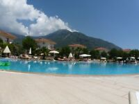 Turkey apartments Orka Village in Hisaronu. Both two bedrooms N2 ground floor sleeps 6 and N2 4