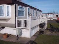 Caravan sleep 6 to rent at Southview Skegness