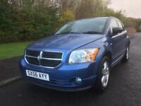 DODGE CALIBER 1.9 DIESEL , 5DR , GEN LOW MILES , MOTD MAY 2018 , SERVICE HISTORY , EXCELLENT CAR