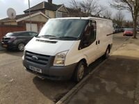 2012 Ford transit swb 85 t260 fwd mint condition