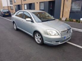 FOR SALE 2004 TOYOTA AVENSIS 1.8 PETROL MANUAL