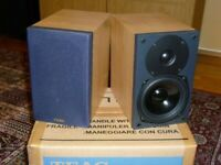 TEAC LS100U bookcase speakers in excellent condition. 90 Watt