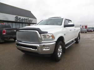 2015 RAM 3500 LARAMIE EXTENDED WARRANTY!! LONG BOX!!
