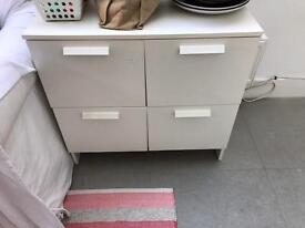 Ikea 4 draw unit