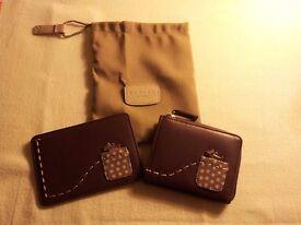 Radley purse and card holder set BRAND NEW