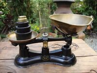 Salter's Traditional Number 56 Kitchen Scales,With Imperial Weights.