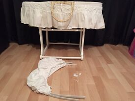 Good condition Mothercare Moses basket