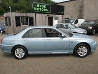 ROVER 75 1.8 T Club SE 4dr (blue) 2003
