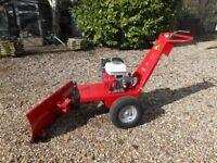 Motorised Snow Plough or Mini Bulldozer