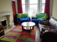 Double bedroom in flatshare, Dennistoun, Glasgow