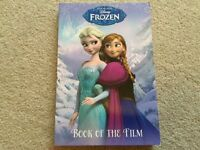 From the Movie Disney Frozen Book of the Film ...... New paperback book