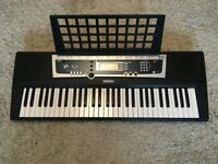 Yamaha YPT-210 Keyboard in very good condition