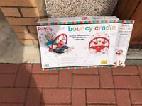 Red kite bouncy cradle