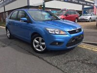 "FORD FOCUS 1.6 ZETEC CLIMATE """"09 PLATE """"ALLOYS"