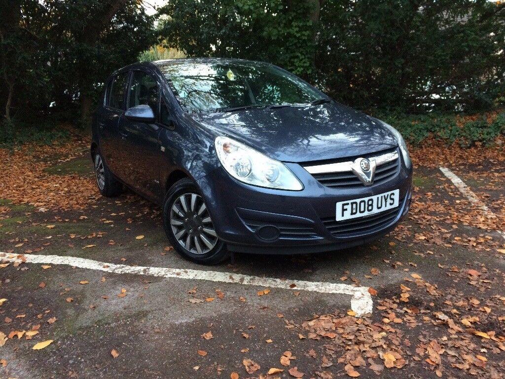 Vauxhall Corsa 1.3 CDTi 16v Club Diesel - £30 Road Tax - Mot Till July 2018 - Good Service History
