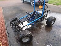 Wasp off road buggy with Honda 5.5hp engine