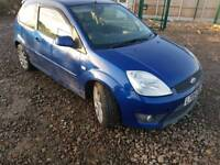 Ford Fiesta ST 150 spares or repairs drive away