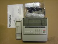 Samsung SF1700 Fax machine with two roles of paper