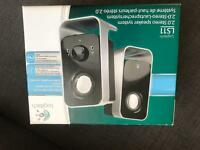 New - small speakers