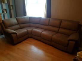 Holden corner sofa