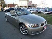2007 BMW 335i ONE OWNER TWIN TURBO COMFORT ACCESS