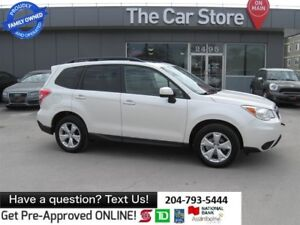 2014 Subaru Forester 2.5i Touring SUNROOF htd seat BLUETOOTH awd