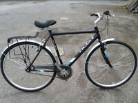 "Varsity Mens 22"" Hybrid Town Bike Brand New Never Used Fully Built Located Bridgend Area"