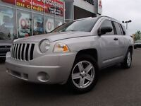 2007 Jeep Compass Sport Limited 4WD 4x4 + Electrical doors and w