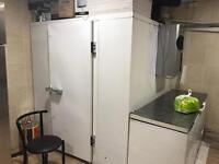 Coldroom freezer box