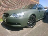 Subaru Legacy 3.0R 245BHP AWD + Winter wheel set