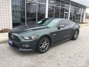 2015 Ford Mustang GT 50th Anniversary Stick Roush Exhaust