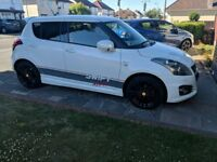 Swift sport, quick sale as have a new car.